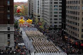 thanksgiving thanksgiving day weather forecast parade nyc