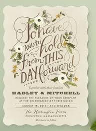 bohemian wedding invitations 22 amazing greenery botanical wedding invitations more
