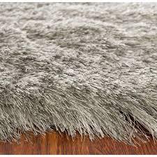 long shag rug safavieh shag collection sg511 7575 silver shag area rug 5 feet by