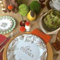 thanksgiving plates and bowls divascuisine