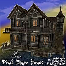 second life marketplace black charm house design gothic house