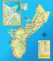 guam on map guam visitors channel guam tours