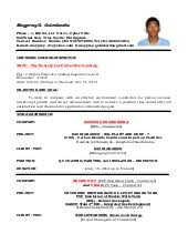 Power Plant Electrical Engineer Resume Sample by Cv Electrical Qa Qc Engineer
