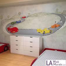 custom wall art mural examples la wall murals race car mural custom wall art la ca
