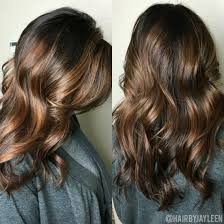 caramel balayage hair brown balayage dark hair chocolate brown
