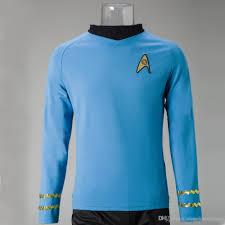 star trek costume the original series cosplay spock sciences