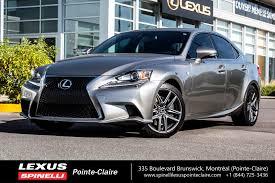 lexus hybrid a vendre used 2015 lexus is 350 awd f sport 2 f sport performance exhaust