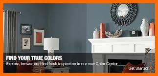 Paint Ideas  HowTo Guides - Home depot interior paint colors