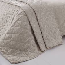 Ivory Quilted Bedspread Bed U0026 Bedding Mulberry Silk Quilted Bedspreads In Pink For