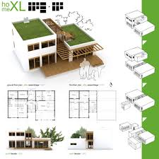 eco home plans sustainable house plans modern design small green home australia