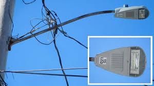 ge evolve led roadway lighting lighting gallery net the best of the frangioso s street lighting