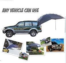 Vehicle Awning Danchel Car Family Awning Camper Camping Tent For All Suv Mpv Anti