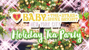 tokyo rebel x btssb new york city holiday tea party