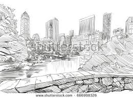 central park vector download free vector art stock graphics