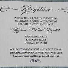 invitation wording for wedding reception after destination
