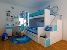 bedroom blue and white bunk beds bedroom picture cool beds cool
