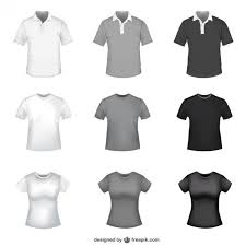 polo shirt for men vector free download