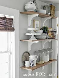 kitchen shelves decorating ideas furniture open kitchen shelves decorating ideas kitchen wall