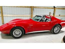 75 stingray corvette 1975 chevy corvette stingray 350