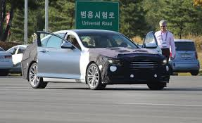 2015 Genesis Msrp 2015 Hyundai Genesis Sedan Prototype Drive U2013 Review U2013 Car And Driver
