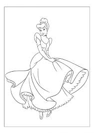 coloring wicked stepmother disney princess cinderella pages