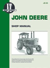 deere model 4030 4630 tractor service repair manual