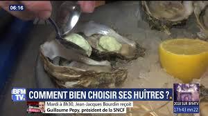 comment cuisiner des huitres comment bien choisir ses huîtres
