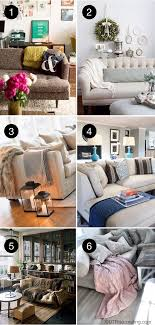 throw blankets for sofa how to drape a throw blanket on a sofa blanket living rooms and room