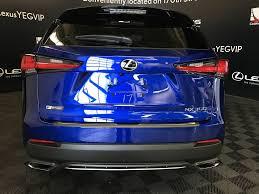 blue lexus nx new 2018 lexus nx 300 4 door sport utility in edmonton ab l14021