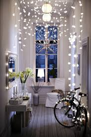 How To Hang String Lights In Bedroom Bedroom String Lights Design Ideas Us House And Home Real