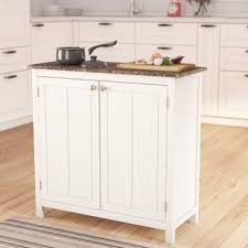 kitchen island trash kitchen island with trash can wayfair