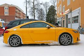 audi tt rs manual audi tt rs 2016 to be available with a manual gearbox by car
