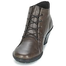 womens boots portland oregon rieker boots 93655 ankle boots boots rieker espaga brown