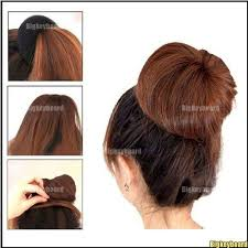 howtododoughnut plait in hair 10x new design hair bun ring donut hair styling maker round twist