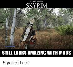Funny Skyrim Memes - 25 best memes about skyrim skyrim memes