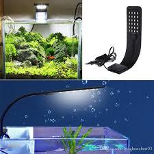 30 led aquarium light slim led aquarium light lighting plants grow light 10w aquatic plant