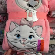 primark ladies disney marie aristocats fleece jumper pyjamas