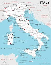 cities map best 25 map of italy cities ideas on italy map cities