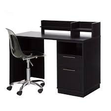 Desk And Filing Cabinet Set South Shore Academic Computer Desk With Hutch And Chair Set