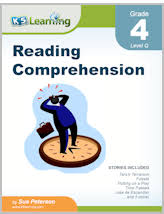 reading comprehension 4th grade free printable fourth grade reading comprehension worksheets k5