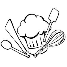 ustensile cuisine coloriage ustensile de cuisine en ligne gratuit à imprimer