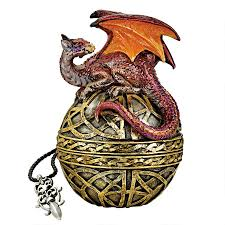Medieval Dragon Home Decor by Store Outdoor Statue
