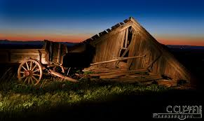 Light Painting Landscape Photography Light Painting The Wagon And Barn Caryn Esplin