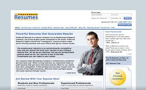 Resume Now Login About Preferred Resumes Employment Research Institute