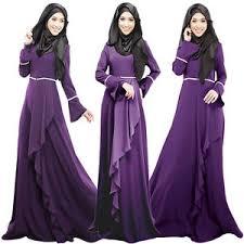 maxi muslim abaya jilbab islamic dress women u0027s clothing long