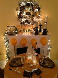 New Years Table Decorations Ideas by 187 Best New Year U0027s Eve Table Settings Images On Pinterest