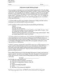 write on lined paper online birthday polynomial project