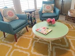 paint glass table top the inspired coffee table bean in love