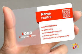 Clear Business Cards Online Buy Wholesale Clear Business Cards From China Clear