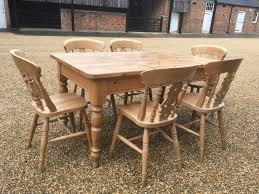 28 farmhouse dining table and 6 chairs french farmhouse